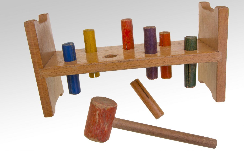 Erzgebirgische Spielzeugindustrie